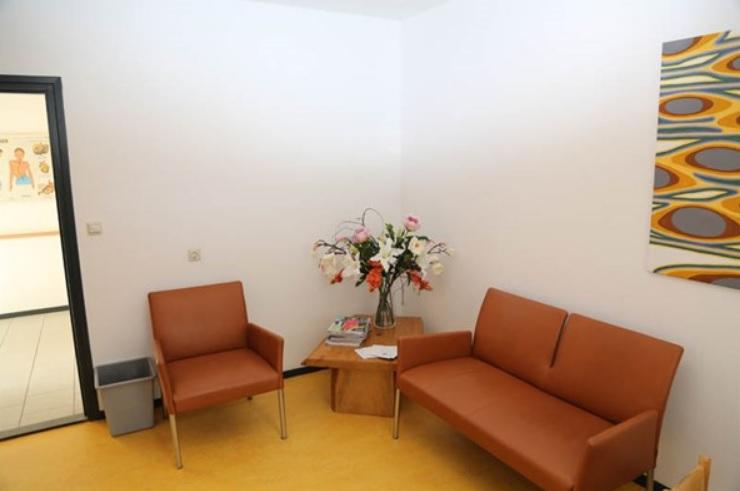 wachtkamer Ledeacker